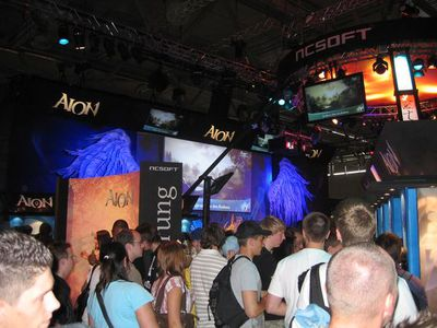 TNP  Un an, un event  GamesCom 2009 [GameStop]