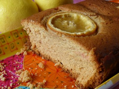 cake citron map