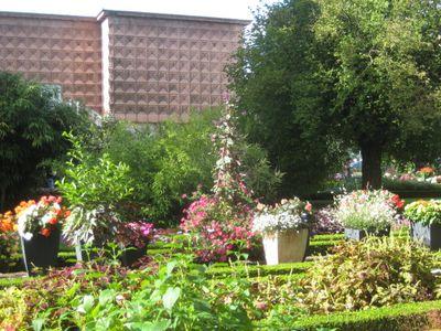 Jardin dominique alexandre godron nancy le blog de jen - Jardin dominique alexandre godron ...