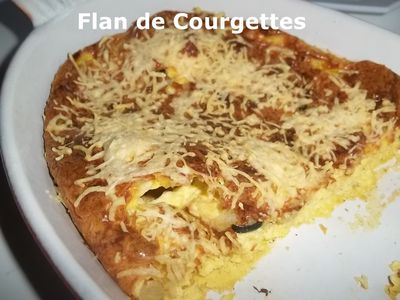 Flan courg 3
