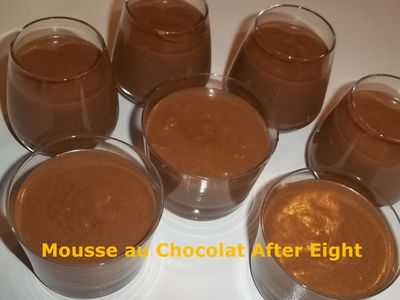 Mousse choco aft 3