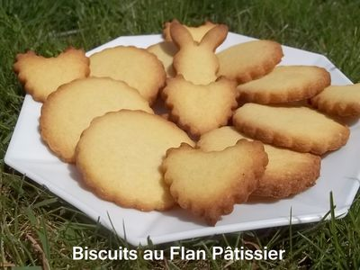 Biscuit flan 2