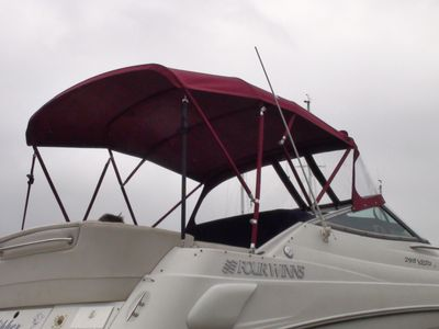 Bimini Four winns 248 Vista