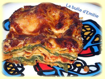 lasagnes ricotta épinards 2