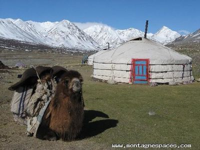 Mongolie yourte 2
