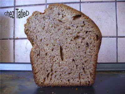 pain d'epice agave