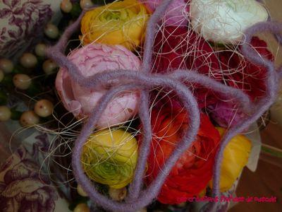 Renoncules multicolores