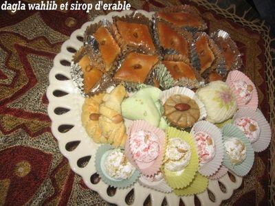 صور احلى حلويات جزائرية للأعراس و المناسبات(2) halwa2.jpg