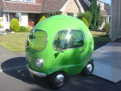 the pea car martha everett