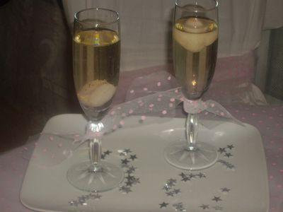 Champagne-litchi