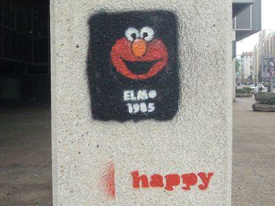 Elmo rue Paul Bert