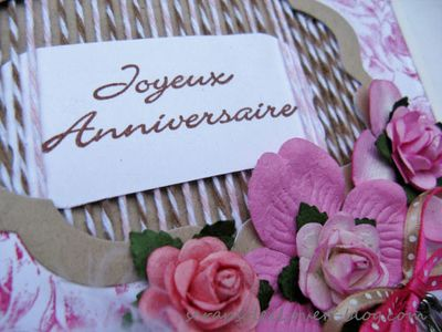carte + signet rose et kraft (4)