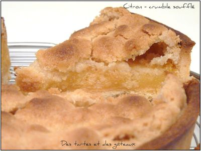 Citron crumble 2