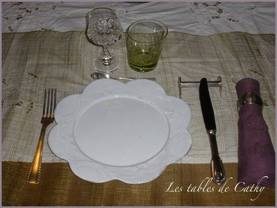 Table de Cathy 696