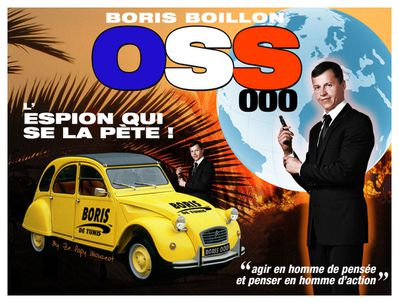 Boris Boillon 007