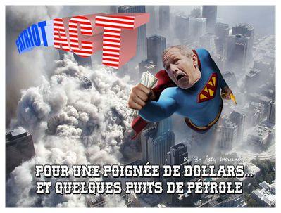 Super-W Patriot Act