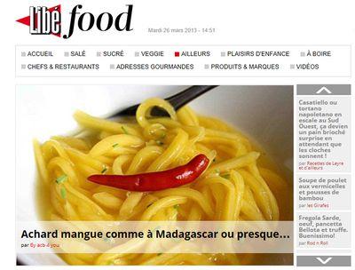 achard mangue