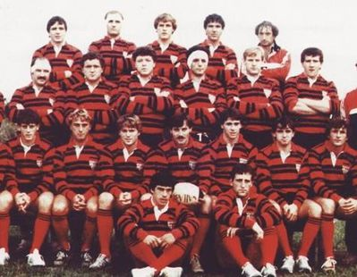 Equipe Toulouse 1985