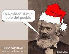 Marx-Navidada