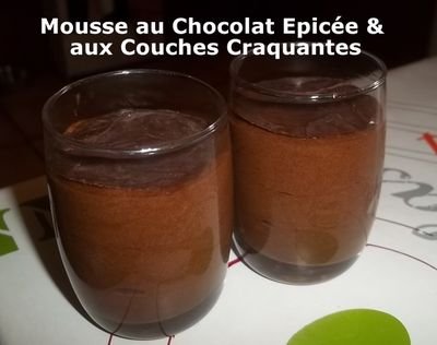 Mousse choco ep 2