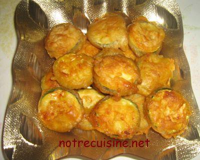 beignets de courgettes au gruy 232 re