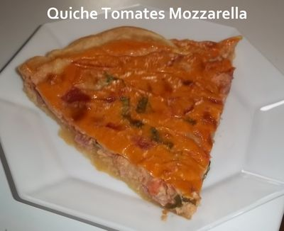 Quiche tom mozza 3