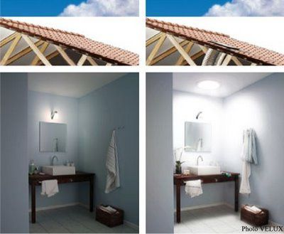 Velux sun tunnel image search results Velux sun tunnel installation instructions