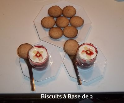 Biscuits base 1