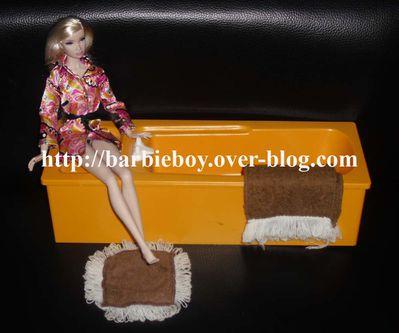 Sindy's Bathroom Set (3)
