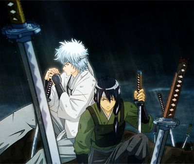 gintama 01 vostfr la r f rence. Black Bedroom Furniture Sets. Home Design Ideas