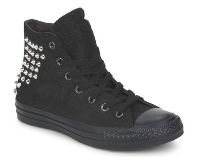 ALL STAR COLLAR STUDS SUEDE HI