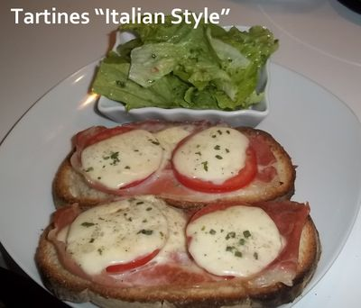 Tartines It Style 1