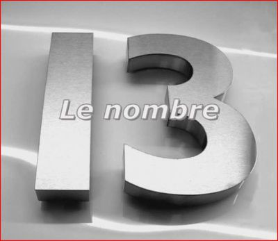 A venir le nombre 13 le blog notes d 39 antiochus for Le nombre 13 film