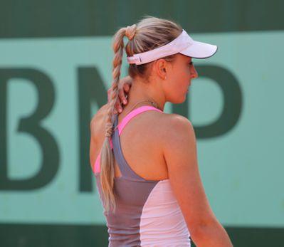 Roland-Garros 1269 - Kutuzova Viktoriya UKR - a donf