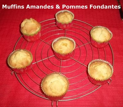 Muffins am pommes 3