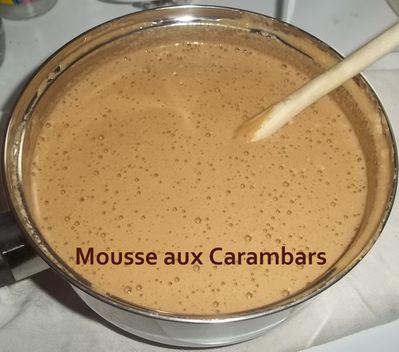 Mousse carambars 2