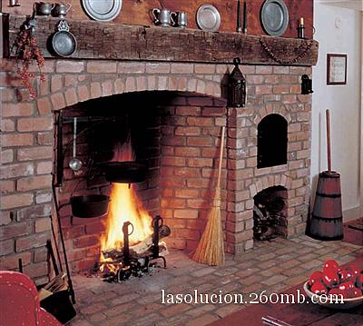 Estufas rusas y revestimentos for Construccion de chimeneas de lena
