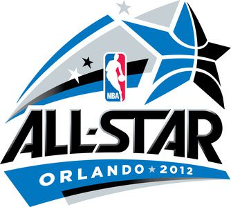 2012 NBA All Star Game Orlando logo