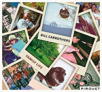 Bill Carrothers - Family Life