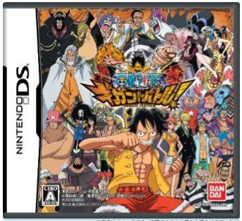 One Piece Gigant Battle : Chewiiiing Cartouche !