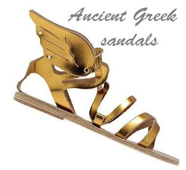 ancien greek sandals many more-copie-1