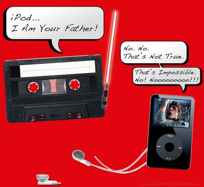 I AM YOUR FATHER -ipod