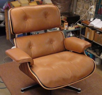 Fauteuil n° 670 Charles & Ray Eames