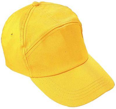 casquette coton 6 panneaux 0062506