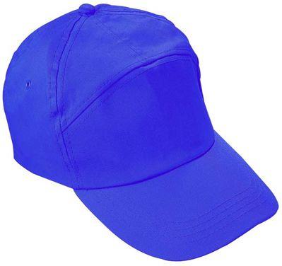 casquette coton 6 panneaux 0062510