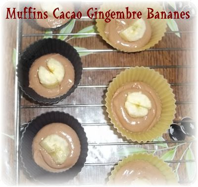 Muffins cacao 1