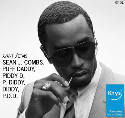AVANT J'ETAIS SEAN J. COMBS... - PUFF DADDY
