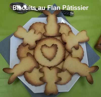Biscuit flan 3