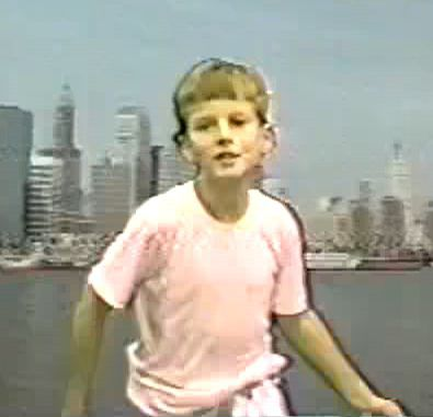 Video: 9 year old boy dancing to Madonna's ''Vogue'' in 1991
