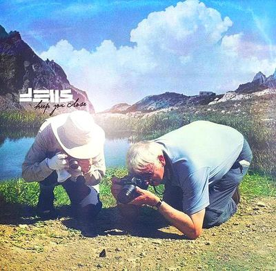 dEUs Keep You Close Pochette Album Records Artwork magnific
